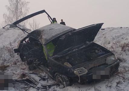 Подробности аварии легковушки и «Нефаза»: в автобусе ехали 16 человек, никто не пострадал