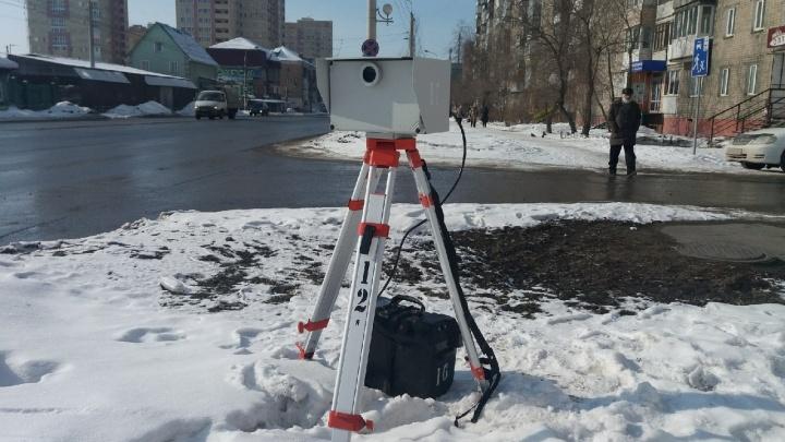 Омским водителям рассказали, где они могут попасться на нарушениях сегодня