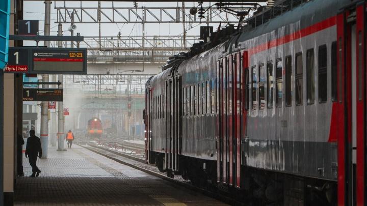 Новогодний сюрприз от железнодорожников: из Ростова в «Розу Хутор» пустили поезд