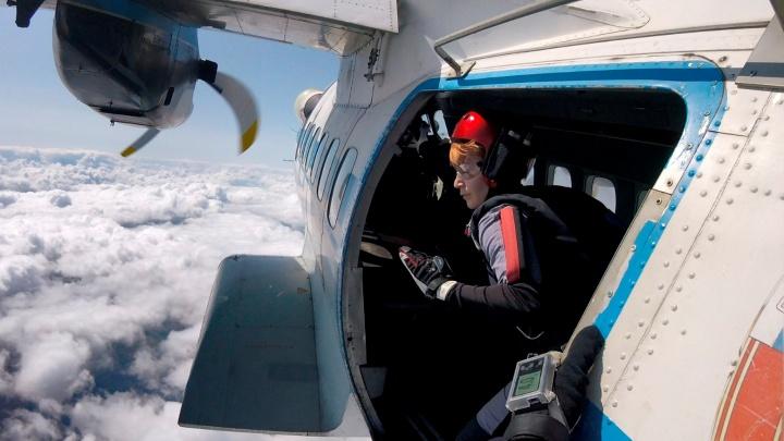 """«Не оставлять всё на уровне """"хочу""""»: уфимка ищет спонсора, чтобы снять видео с высоты 5 тысяч метров"""