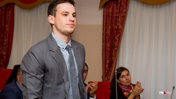 Самому молодому депутату Ярославской областной думы доверили курировать здравоохранение