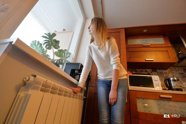 В некоторых домах пропало не только отопление, но и горячая вода