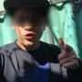 Дончанин на видео сначала обматерил силовиков, а потом попросил у них прощения