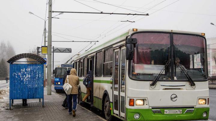 В Ярославской области нашли автобус с лежаками вместо сидений