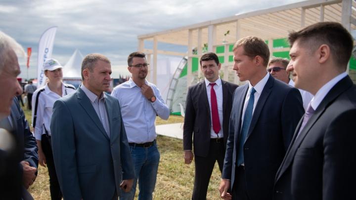«День поля — праздник для всех»: в Зерноградском районе прошла сельскохозяйственная выставка