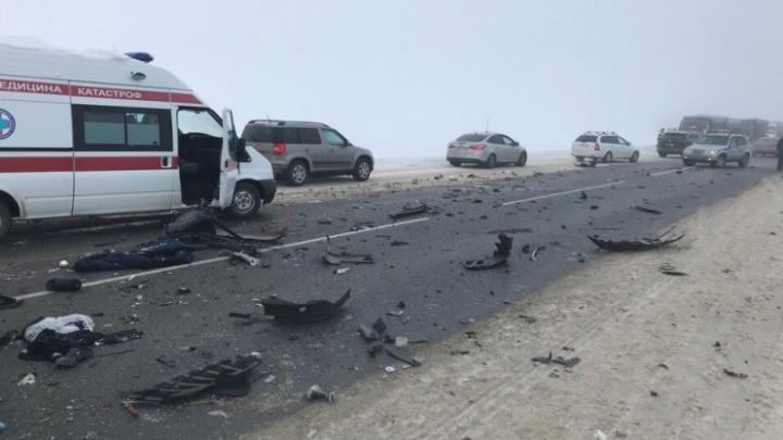 «Не убедился в безопасности манёвра»: полиция назвала причины смертельного ДТП под Волгоградом