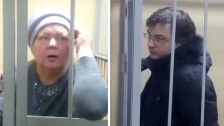 Мать и сын, которых обвиняют в убийстве почтальона на Ботанике, отказались признавать вину