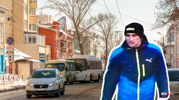 В Самаре ищут подозреваемого в развращении 9-летней девочки