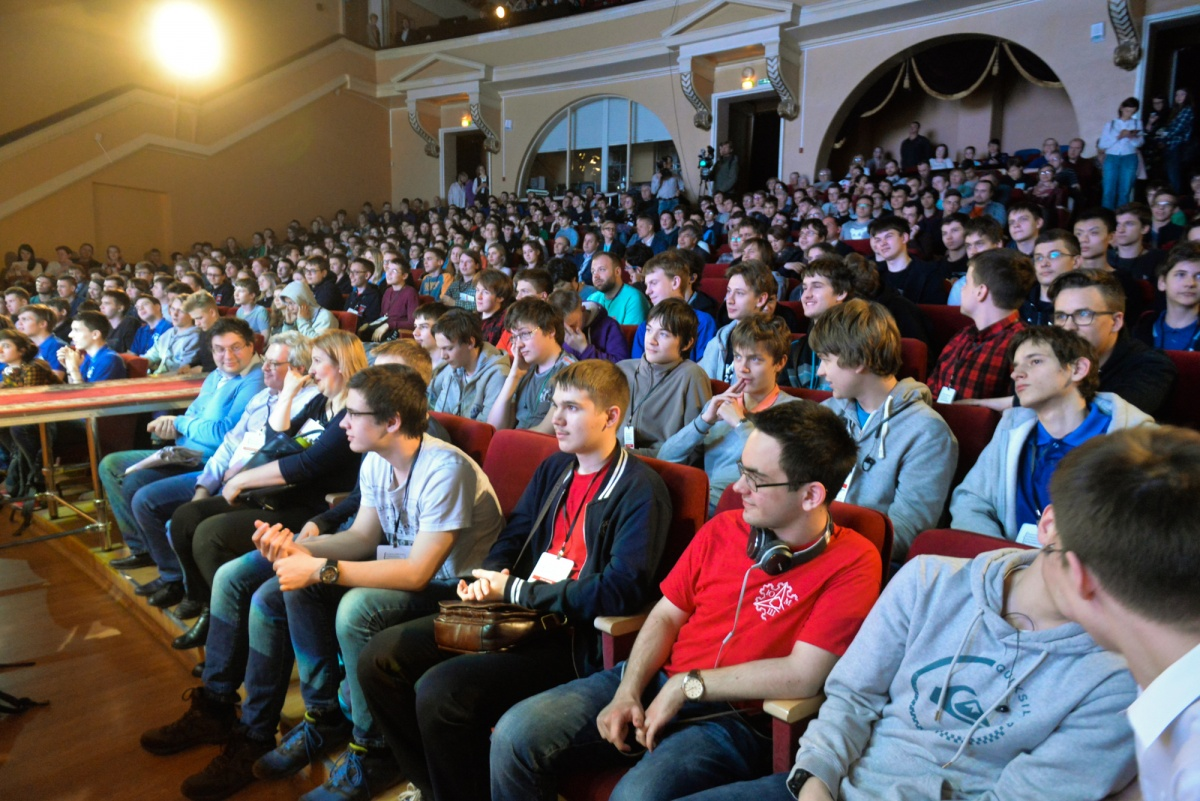 Самые многочисленные команды —из Москвы, Санкт-Петербурга и Татарстана