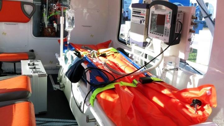 В Башкирии начнут выпускать вертолет для эвакуации больных и пострадавших