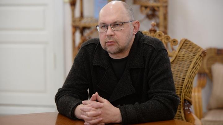 Уральский писатель Алексей Иванов о Высокинском: «Для города такой мэр — отличное приобретение»
