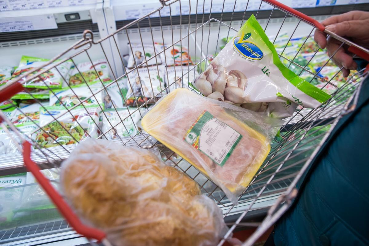 Жители региона стали употреблять больше хлеба и макаронных изделий