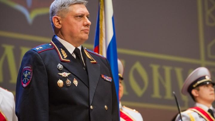 Главный полицейский Новосибирской области раскрыл доходы — они увеличились в два раза