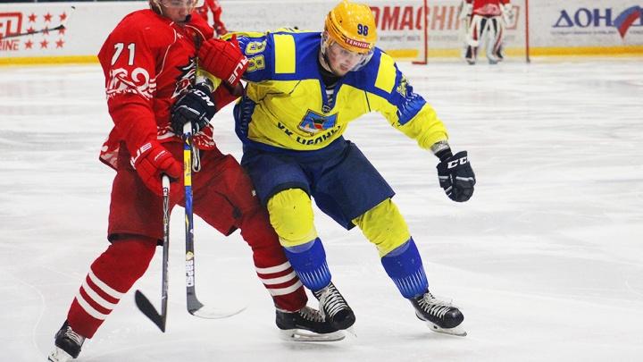 ХК «Ростов» продолжил беспроигрышную серию победой над командой «Челны»