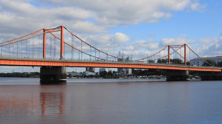 «Финансирование — в 2021 году»: два моста в Архангельске могут отремонтировать на федеральные деньги