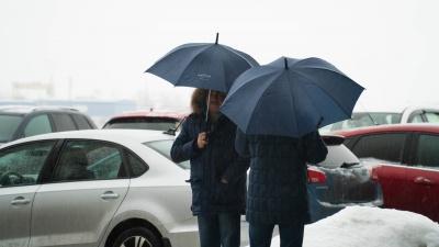 «Один день — плюс, другой — минус»: неустойчивая погода сохранится в Архангельске до конца ноября