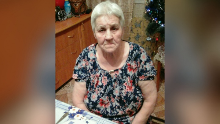 77-летняя бабушка из Уфы нашлась