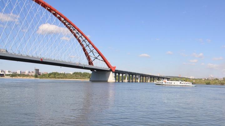 К 125-летию города речфлот представит обновленный водный проспект Новосибирска