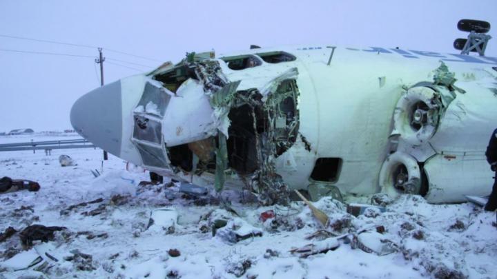 Ошибка пилота или обстоятельства? МАК назвал причину ноябрьской авиакатастрофы Ми-26 в НАО