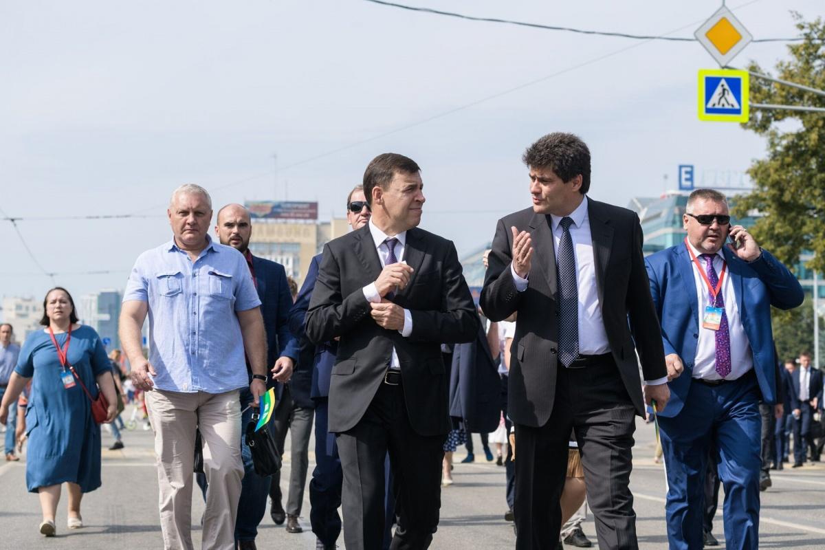 По мнению Привалова, классическую часть Дня города можно оставить, но необходимо осовременить