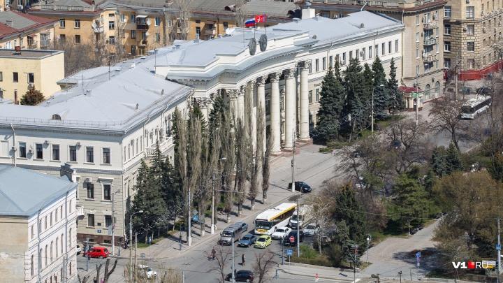 Депутаты Волгоградской областной думы вернули себе зарплаты свыше 100 тысяч рублей