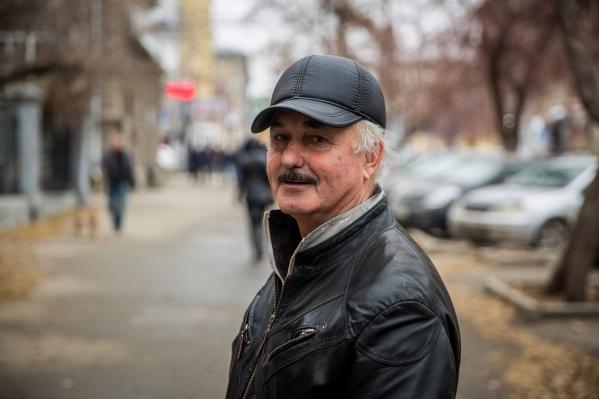 Алексей, 68 лет