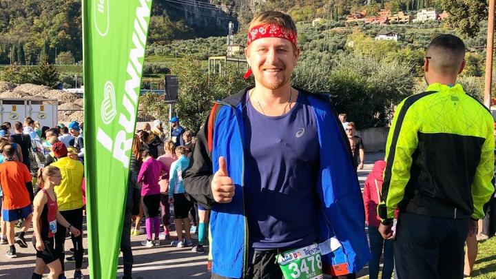 «Готовился почти год»: ярославец пробежал полумарафон в Италии