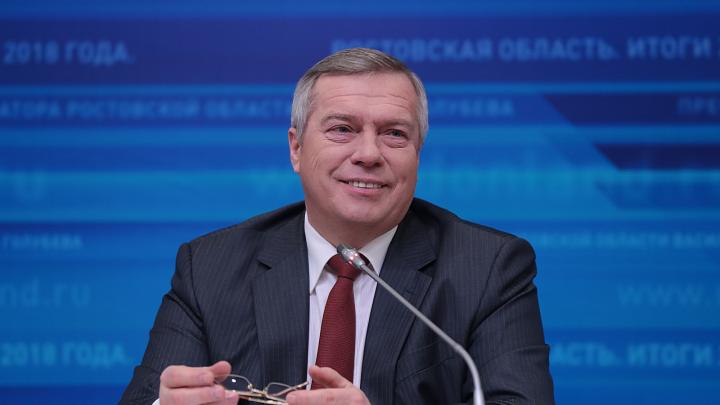 Три цитаты: Голубев — об аресте Быковской, росте тарифов ЖКХ и многоэтажках на набережной Ростова