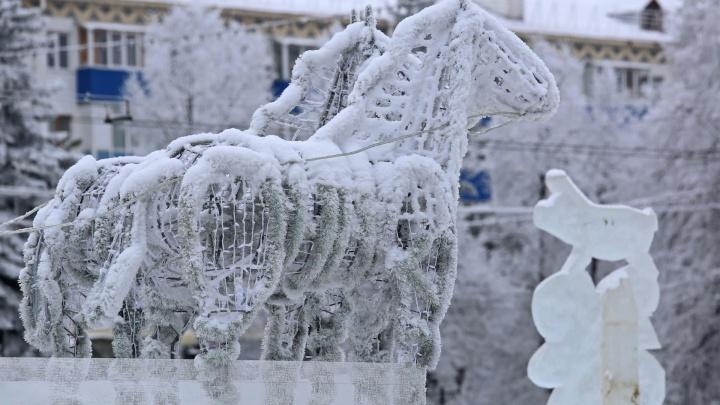 Похолодает до -29 °С: в Башкирию придут запоздалые крещенские морозы