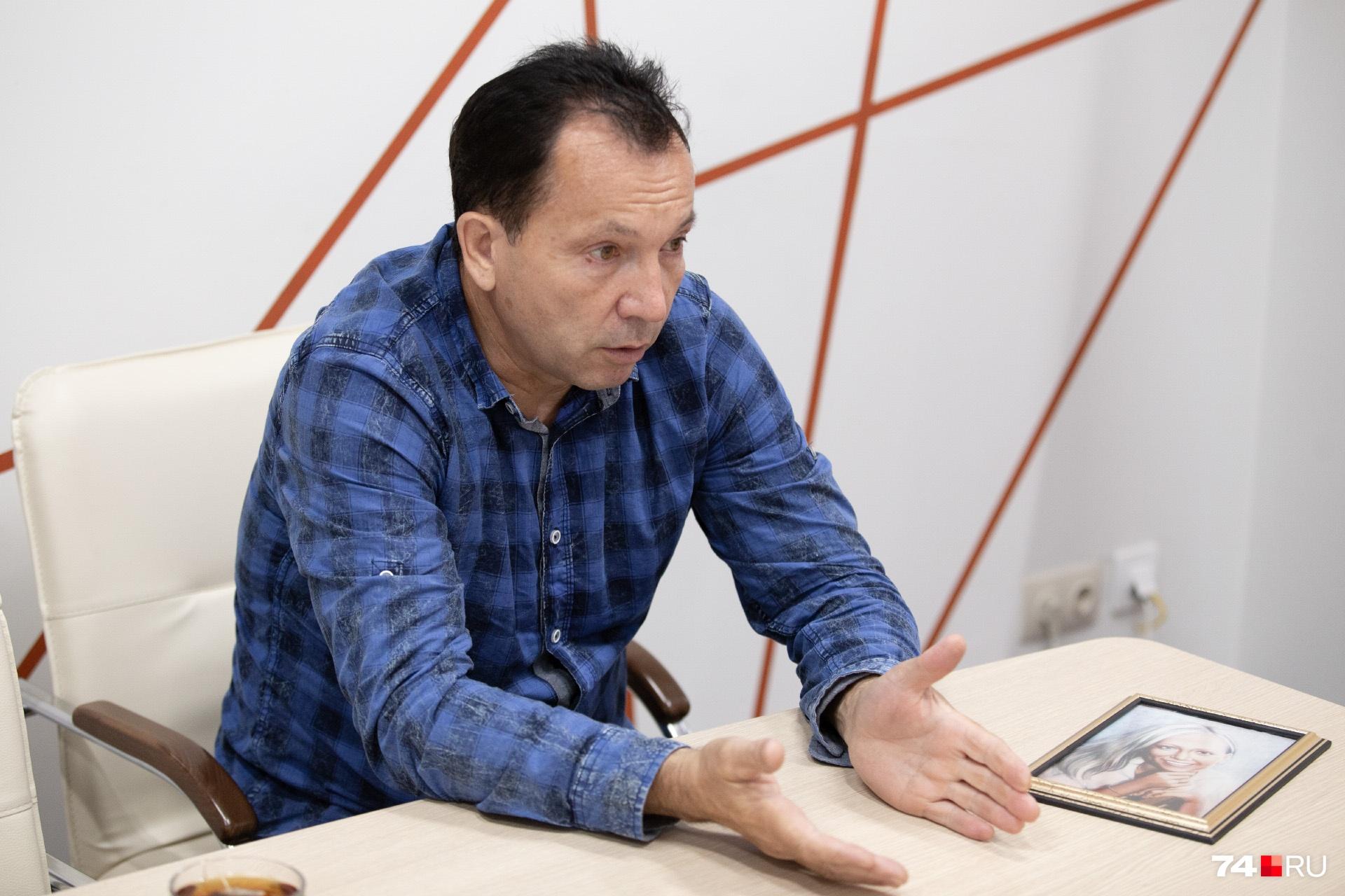 Расследование активизировалось после поездки Александра Трофимова в Следственный комитет России