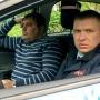 Тюменец, едва не сбивший детей, пьяное ДТП и автопожары: дорожные видео недели