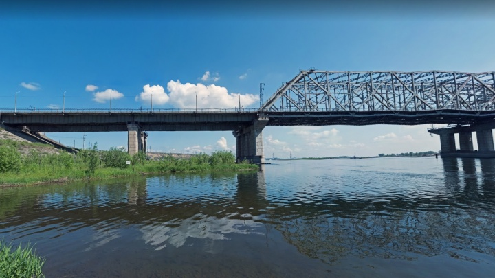 12-летняя девочка утонула в Енисее возле моста «777»