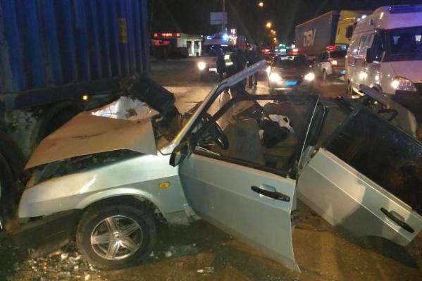 Смертельная авария случилась на Троллейной рано утром 25 февраля — приговор виновнику ДТП в законную силу ещё не вступил