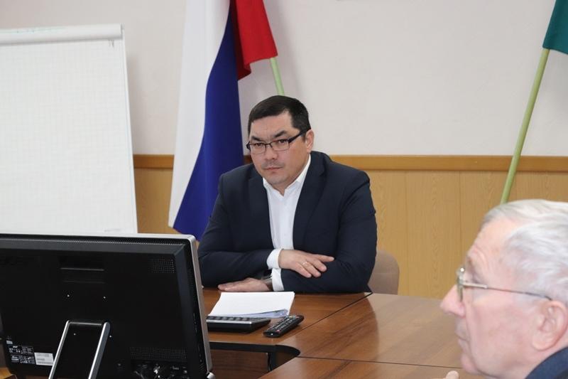 Урал Кильсенбаев работал в должности главы Советского района с 2015 по 2018 год