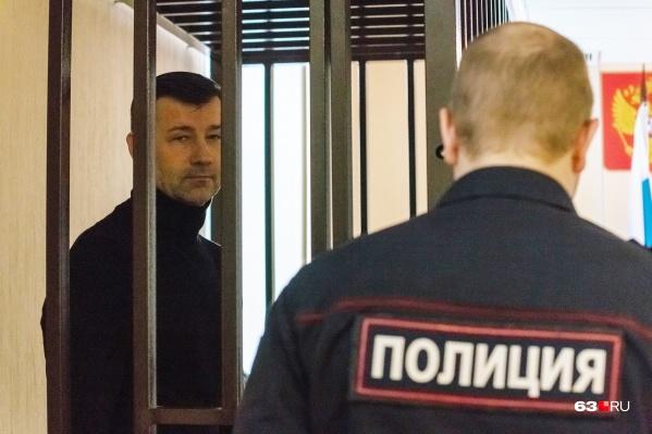 Дмитрий Сазонов уже полтора года находится в СИЗО