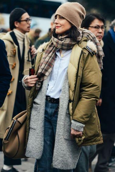 Можете надеть куртку на пальто или жилетку на шубу — мода стерпит все
