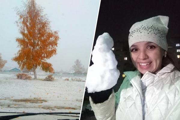 Первый мощный снегопад — повод для радости!