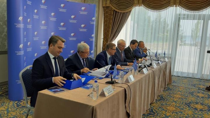 Виктор Рашников вновь возглавил региональное объединение промышленников