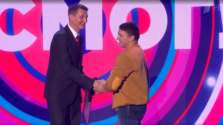 Омич стал соведущим нового шоу на Первом канале