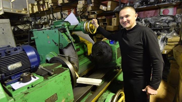 От стойки на рынке до своих автосервисов: сварщик из Ревды стал успешным бизнесменом в Екатеринбурге