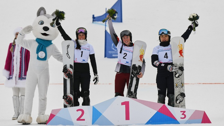 Медальный зачет: сборная России ушла в отрыв
