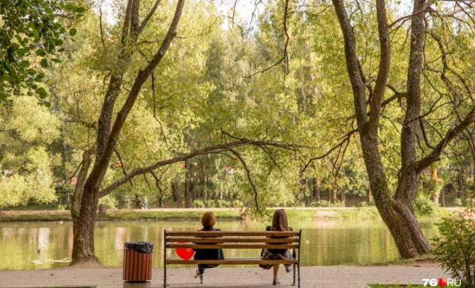 Как в кино. В Ярославле открыли обновленный парк «Нефтяник»: что в нём сделали