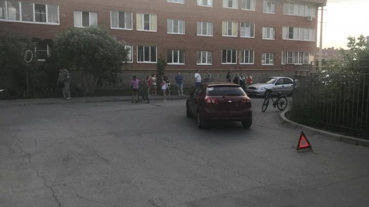 В Самарской области автомобилистка сбила 9-летнюю девочку