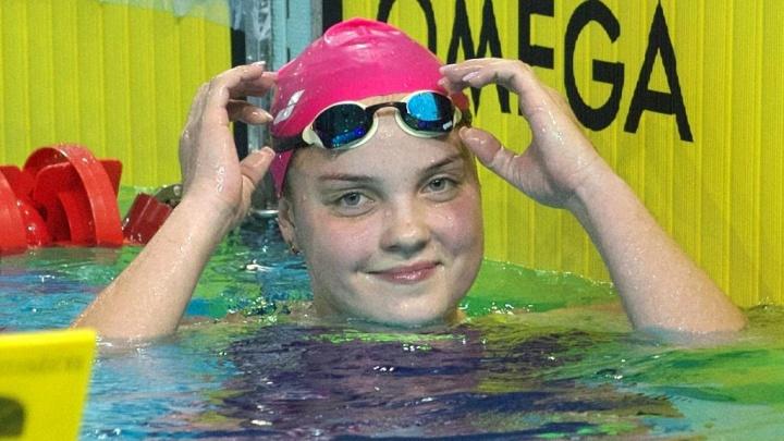 «Не знала, что могу так быстро»: 16-летняя волгоградская пловчиха установила новый рекорд России