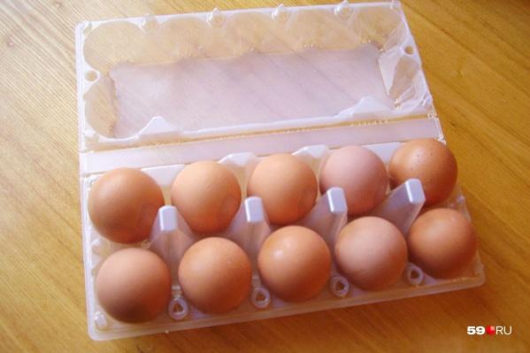 Никакого антибиотика в яйцах быть не должно, но при лабораторном исследовании его обнаружили
