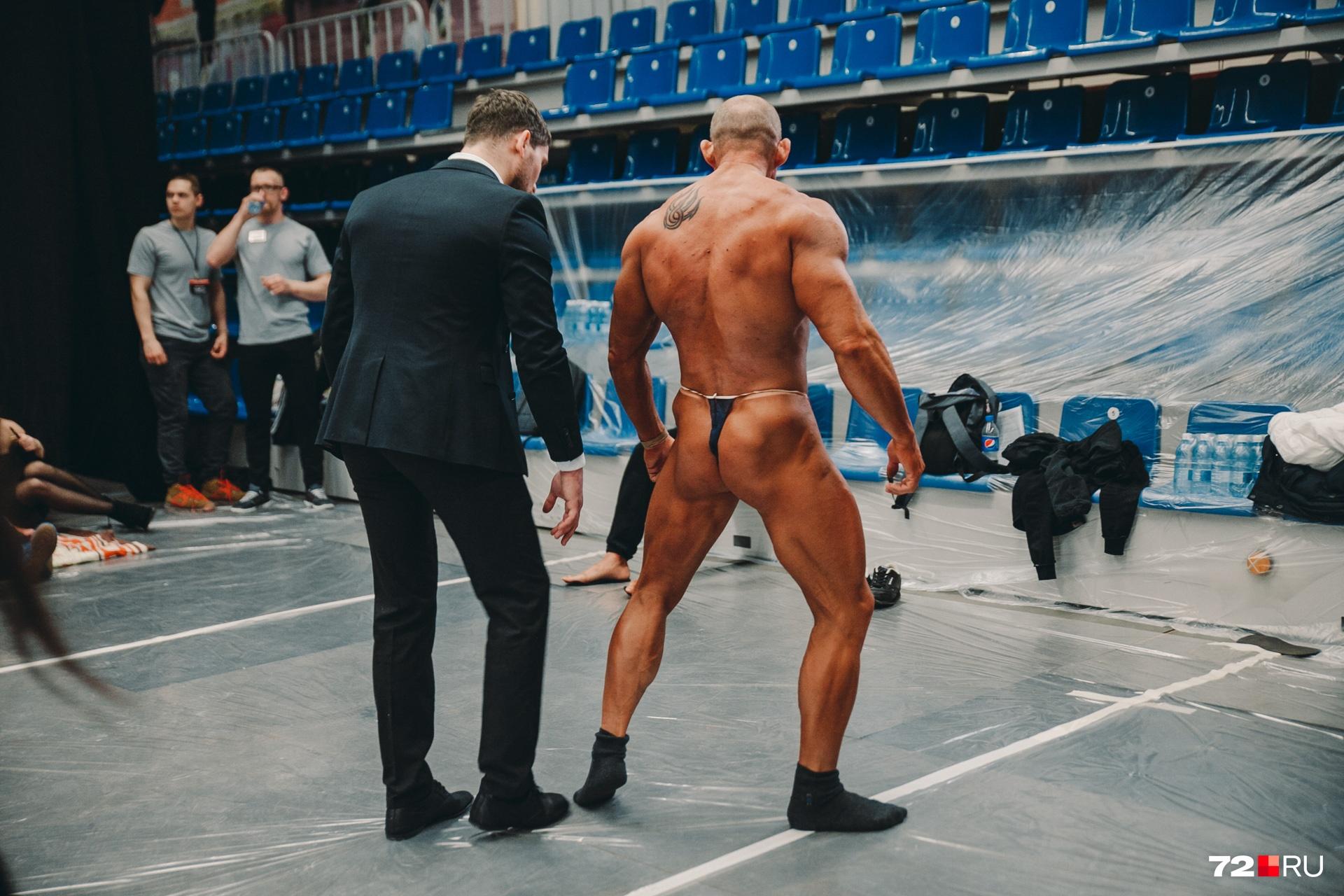 Александр представлял на соревнованиях город Надым