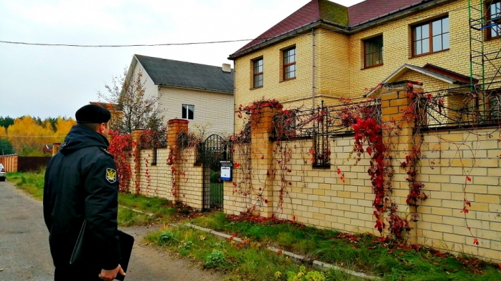 У пенсионерки из Ярославля арестовали особняк за 14 миллионов рублей