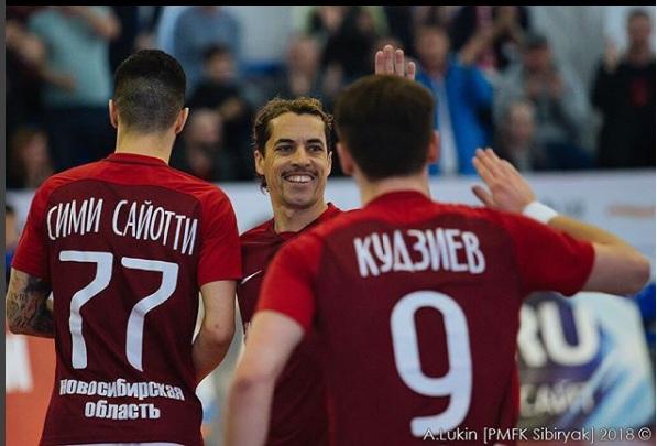 Футбол: ФК «Сибиряк» одержал победу над «Прогрессом»
