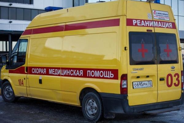 С января по май тюменские бригады скорой помощи помогли 602 людям