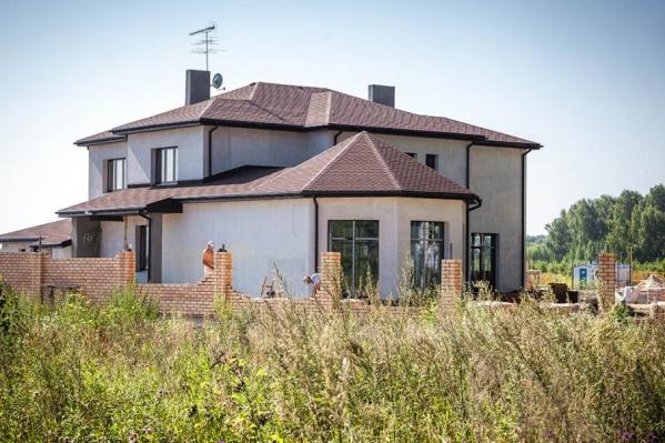 В посёлке построят коттеджи, таунхаусы и индивидуальные дома